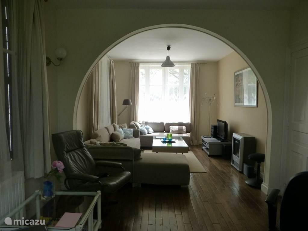 Huiskamer - voorkant
