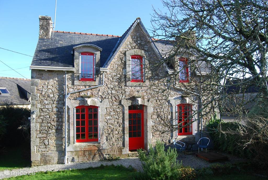 Vacation rental France, Brittany, Landudal holiday house Tin Ton