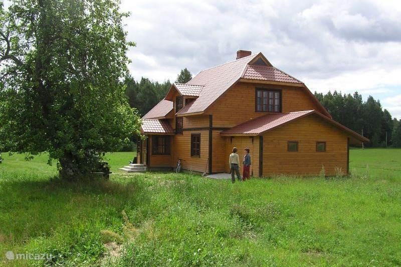 Vakantiehuis Letland, Riga En Omgeving, Kuldiga Vakantiehuis Lacsetas - Beverhuis