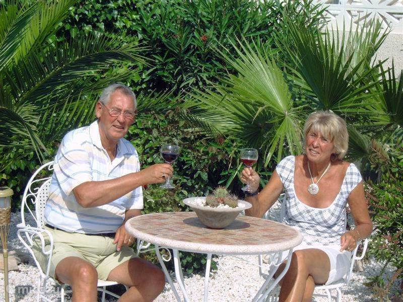 Helga en Henk Schepers