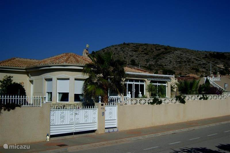 Vakantiehuis Spanje, Costa Blanca, Hondón de las Nieves Villa Casa Alicante ****