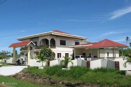 Vakantiehuis Suriname – appartement Beneden villa Miquel