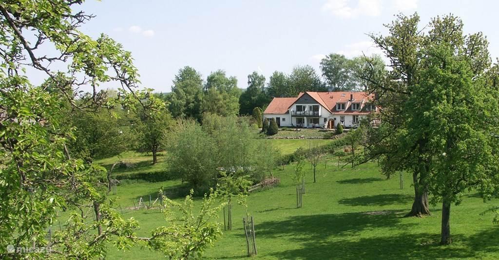 Vakantiehuis Nederland, Limburg, Epen Appartement Buitenverblijf `t Herfse - 2