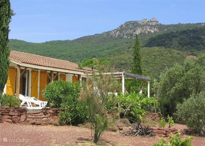 Vakantiehuis Frankrijk, Hérault, Saint-Jean-de-la-Blaquière Bungalow Maison La Vigne