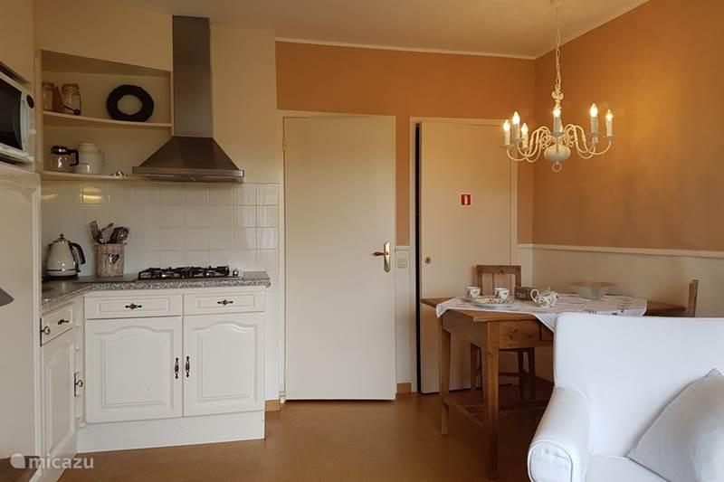 Vakantiehuis Nederland, Limburg, Mechelen Appartement Buitenverblijf `t Herfse - 4
