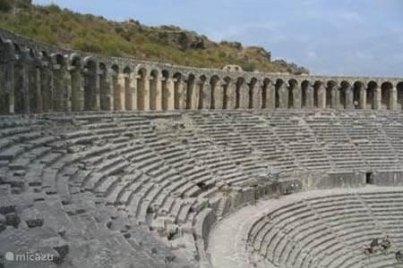 Dagtrip: Aspendos