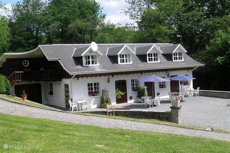 Vakantiehuis België, Ardennen, Durbuy Gîte / Cottage Ecureuil