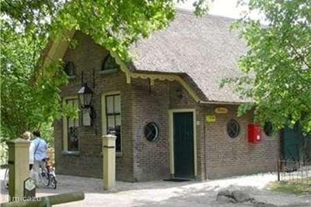 Vakantiehuis Nederland, Drenthe, Orvelte vakantiehuis Het Tolhuis