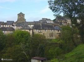 Voutézac, een mooie plaats in Vézèregebied