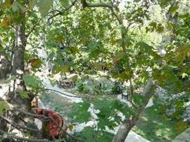gezellig restaurant Akkaya Gardens