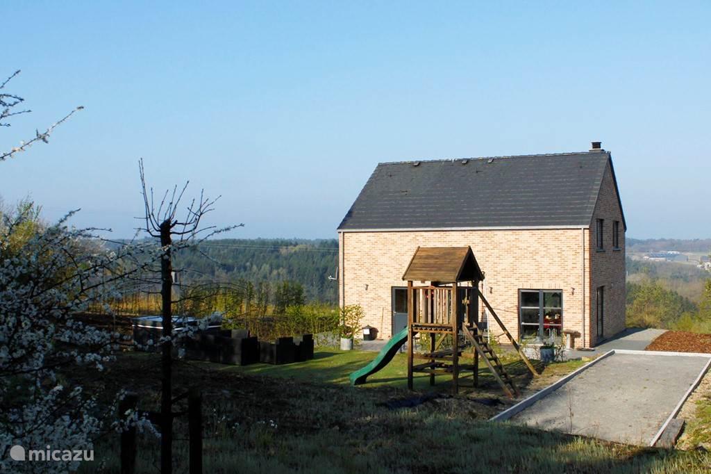 Ferienwohnung Belgien, Ardennen, Barvaux Villa Albatros
