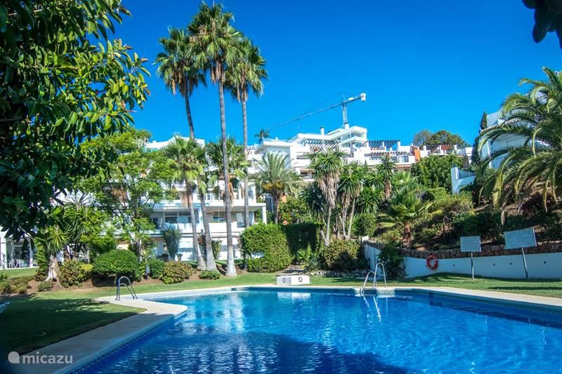 Vakantiehuis Spanje, Costa del Sol, Marbella Appartement La Quinta Marbella / Benahavis