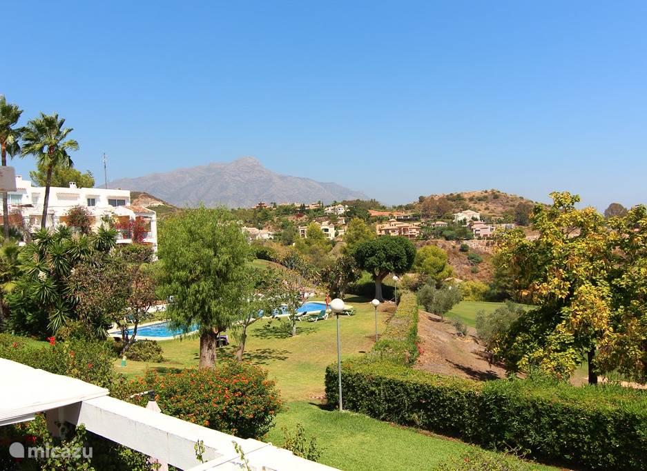 Vakantiehuis Spanje, Costa del Sol, Marbella Appartement Golf en Countryclub  La Quinta Marbe
