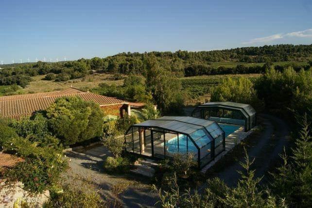 Vakantiehuis Frankrijk, Languedoc-Roussillon, Castelnau-d'Aude - bungalow Petit paradis