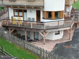balcony terraces