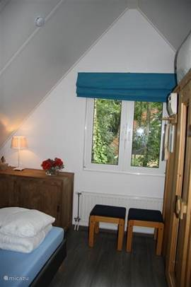 Slaapkamer 3/ Sauna kamer