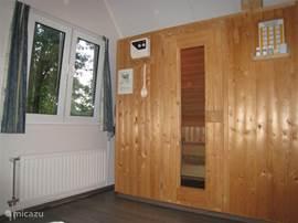 Sauna en Solarium aanwezig