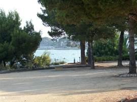 park van Villa Gadea