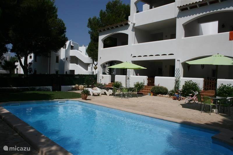 Vakantiehuis Spanje, Mallorca, Cala d`Or Appartement Conillera