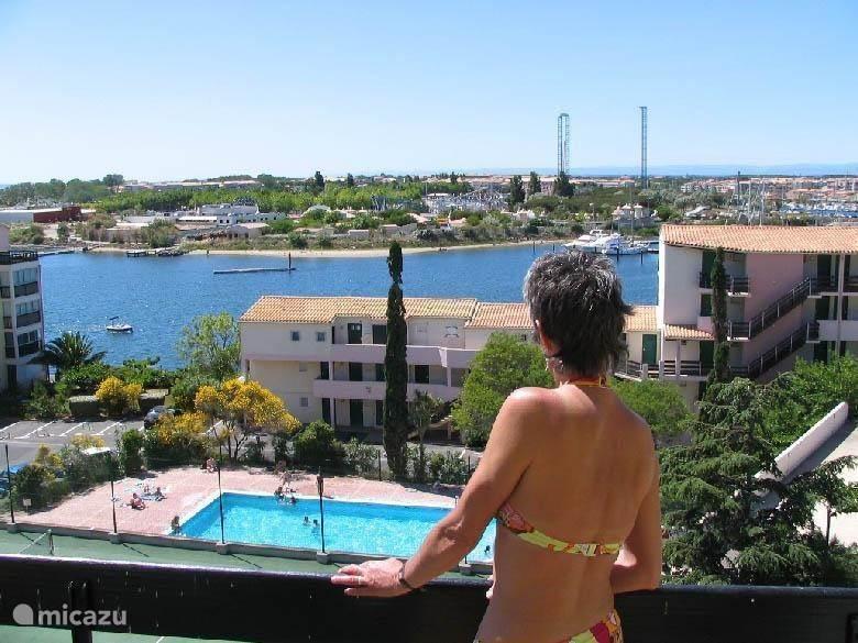 Duiken / snorkelen, Frankrijk, Languedoc-Roussillon, Cap d'Agde, appartement Residence La Brigantine