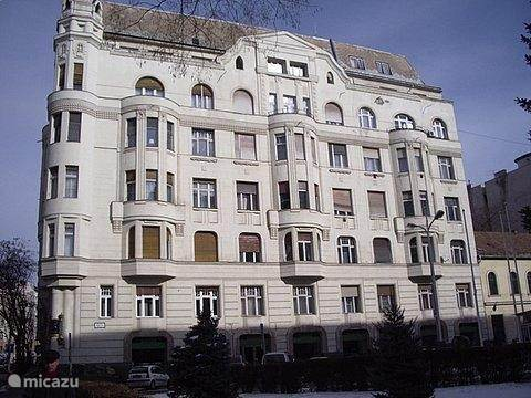 Vakantiehuis Hongarije, Budapest, Budapest Appartement Falk Miksa