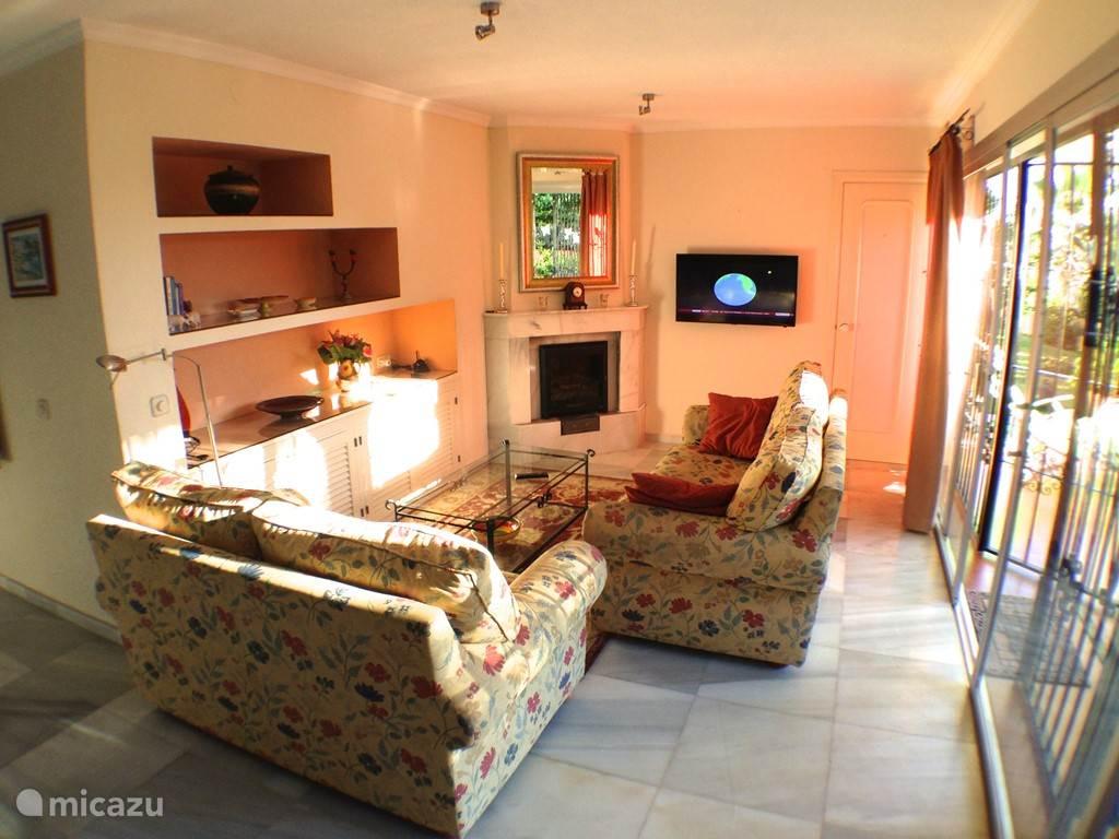 Vakantiehuis Spanje, Costa del Sol, Marbella Appartement Villa La Madrugada II