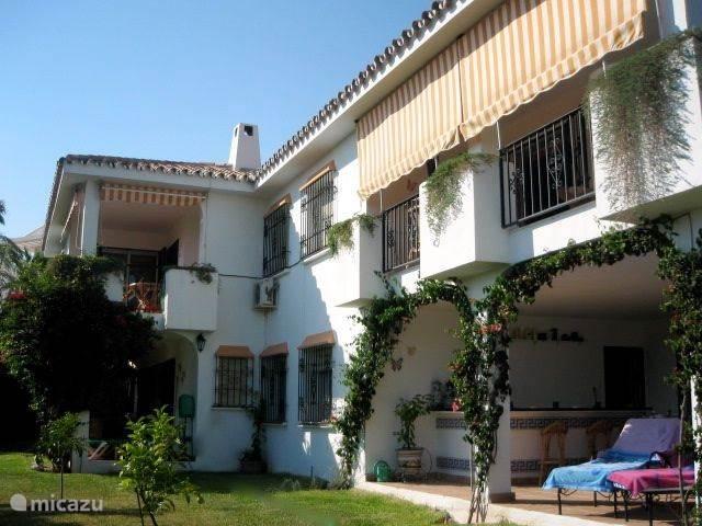 Vakantiehuis Spanje, Costa del Sol, Marbella appartement Villa La Madrugada I