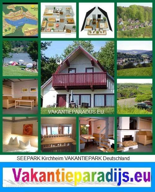 Vakantiehuis Duitsland, Hessen, Kirchheim vakantiehuis Landhuis Rustiek op de beste locatie