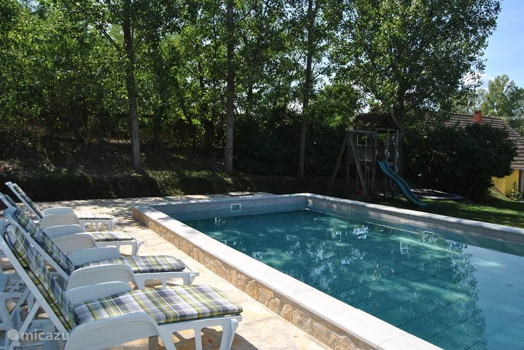 Huis Welgevonden met prive zwembad.