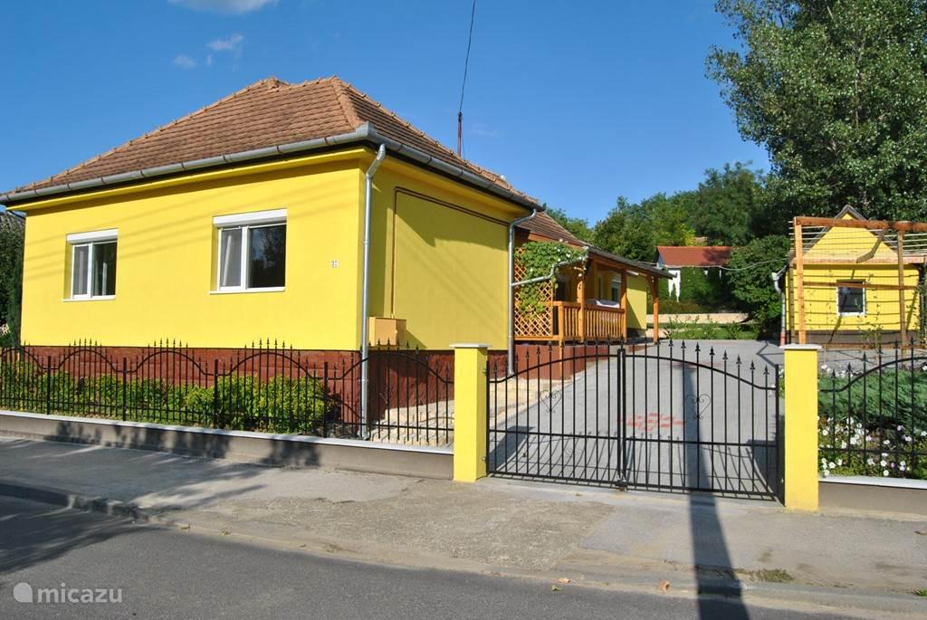 Vakantiehuis Hongarije, Balatonmeer, Szölösgyörök Vakantiehuis Welgevonden