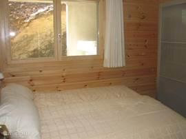 kleine slaapkamer beneden