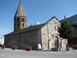 Kerkje uit de 11e eeuw