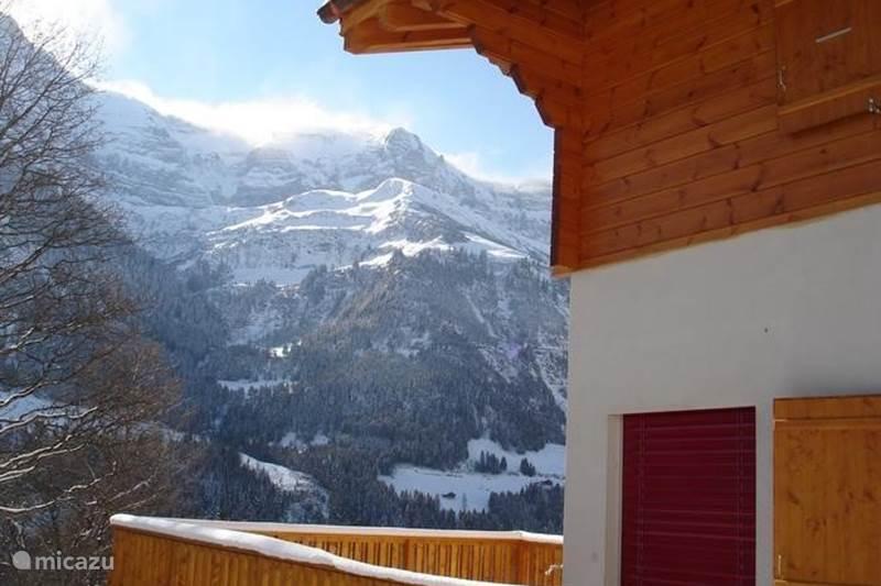 Vakantiehuis Zwitserland, Wallis, Champéry Chalet La Choufrelle