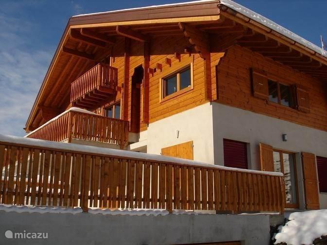 Vakantiehuis Zwitserland, Wallis, Champéry - appartement La choufrelle appartemen