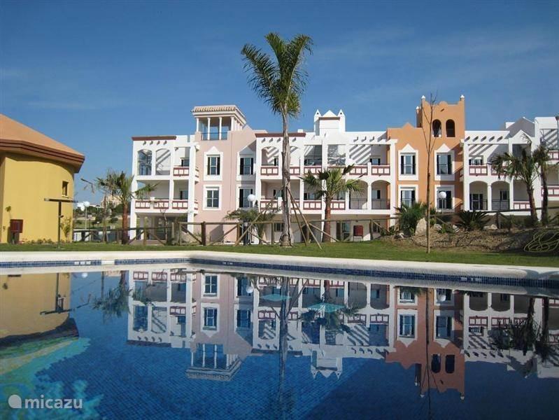 Vakantiehuis Spanje, Costa de la Luz – appartement Flamencos Golf II