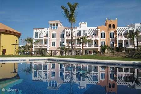 Vakantiehuis Spanje, Costa de la Luz, Sanlucar de Barrameda – appartement Flamencos Golf II