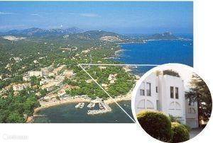Vacation rental France, French Riviera, Boulouris Apartment Lou Souleou