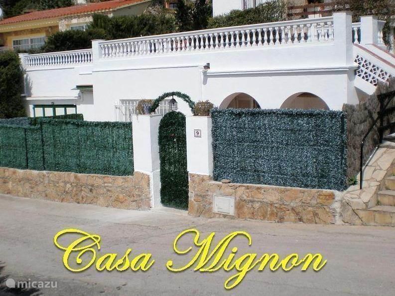 Vakantiehuis Spanje, Costa Brava, Lloret de Mar - vakantiehuis Casa Mignon