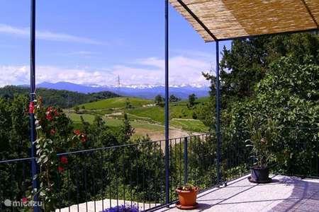 Vacation rental Italy, Piedmont, Ceva apartment Casa Bianca
