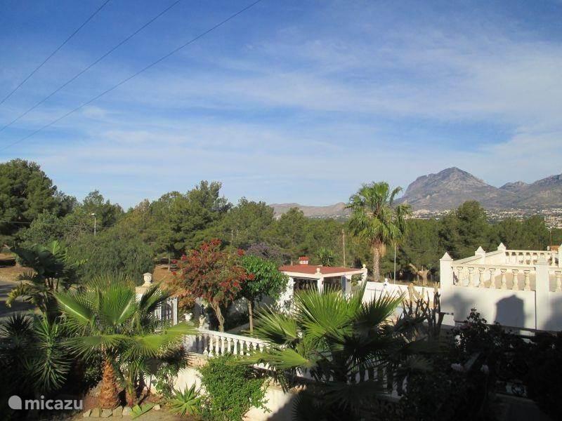 Vakantiehuis Spanje, Costa Blanca, Albir - villa Casa El Nogal