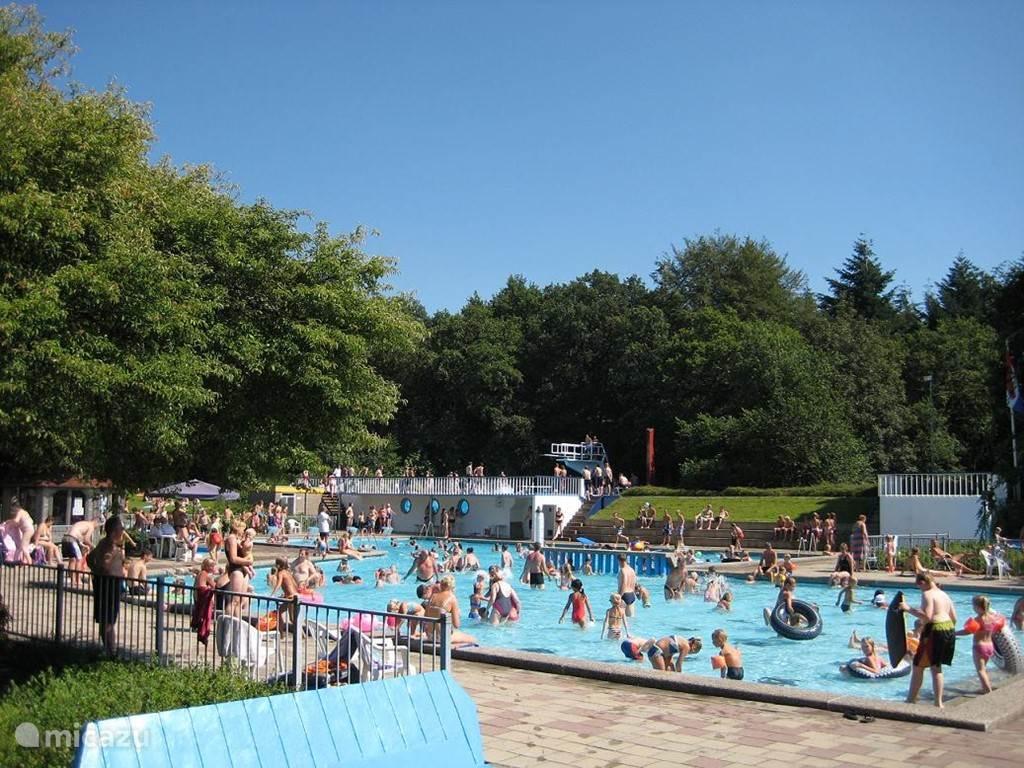 Swimming bakkeveen