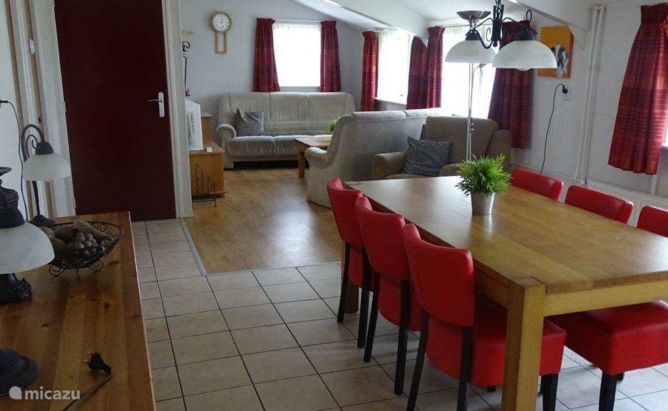 Vacation rental Netherlands, Friesland, Bakkeveen Holiday house Ikeleane