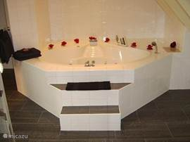 Luxe jacuzzi