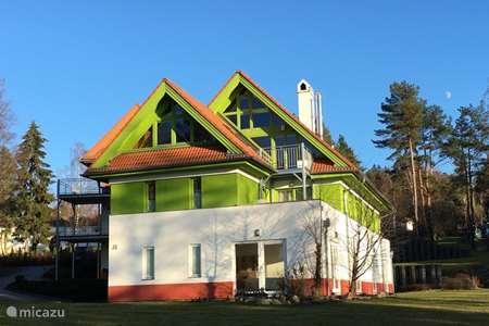 Vakantiehuis Tsjechië – appartement Riviera Lipno