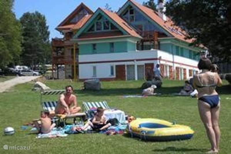 Vacation rental Czech Republic, Lipno Dam, Lipno nad Vltavou Apartment Riviera Lipno