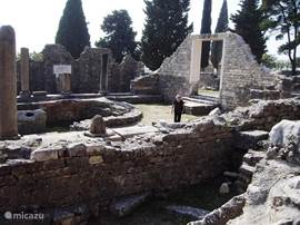 Excavations at Salona Split