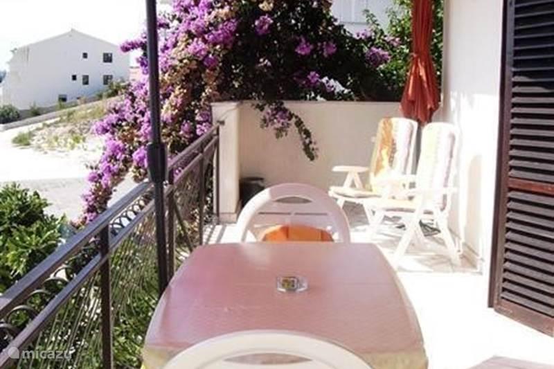 Vacation rental Croatia, Dalmatia, Okrug Gornji  Apartment Komduur apartment A1 ***