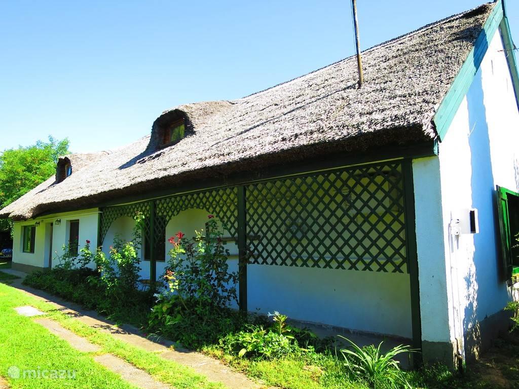 Vacation rental Hungary, Lake Balaton, Balatonszabadi Farmhouse Szabadi