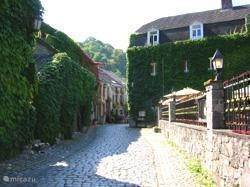 One of the narrow, old streets in Durbuy. You keep shooting .....