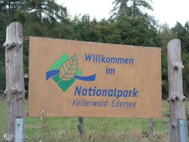 Nationaalpark Kellerwald